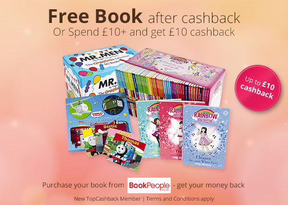 Free Book after Cashback