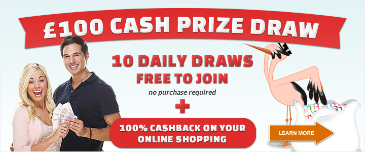Claim £100 FREE CASH, no purchase required