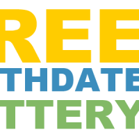 Free Birthdate Lottery