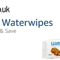 20% off Waterwipes with Subscribe & Save