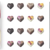 Hotel Chocolat Free Valentines Choc's Worth £12.50