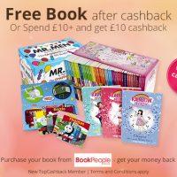 Free Book after Cashback